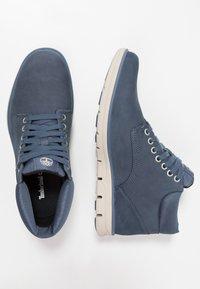Timberland - BRADSTREET - High-top trainers - dark blue - 1