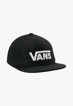 DROP  - Casquette - black/white