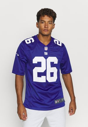 NFL NEW YORK GIANTS SAQUON BARKLEY GAME TEAM - Fanartikel - rush blue