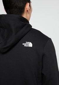 The North Face - STANDARD HOODIE - Hoodie - black - 3