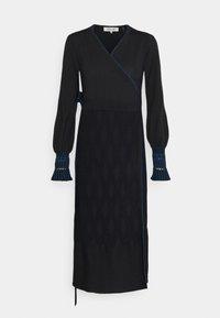 Diane von Furstenberg - YOLANDA DRESS - Jumper dress - new navy - 6
