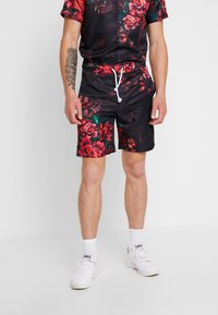 Criminal Damage - KAI - Shorts - black - 0