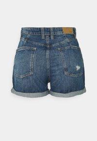 edc by Esprit - Shorts di jeans - blue medium wash - 1