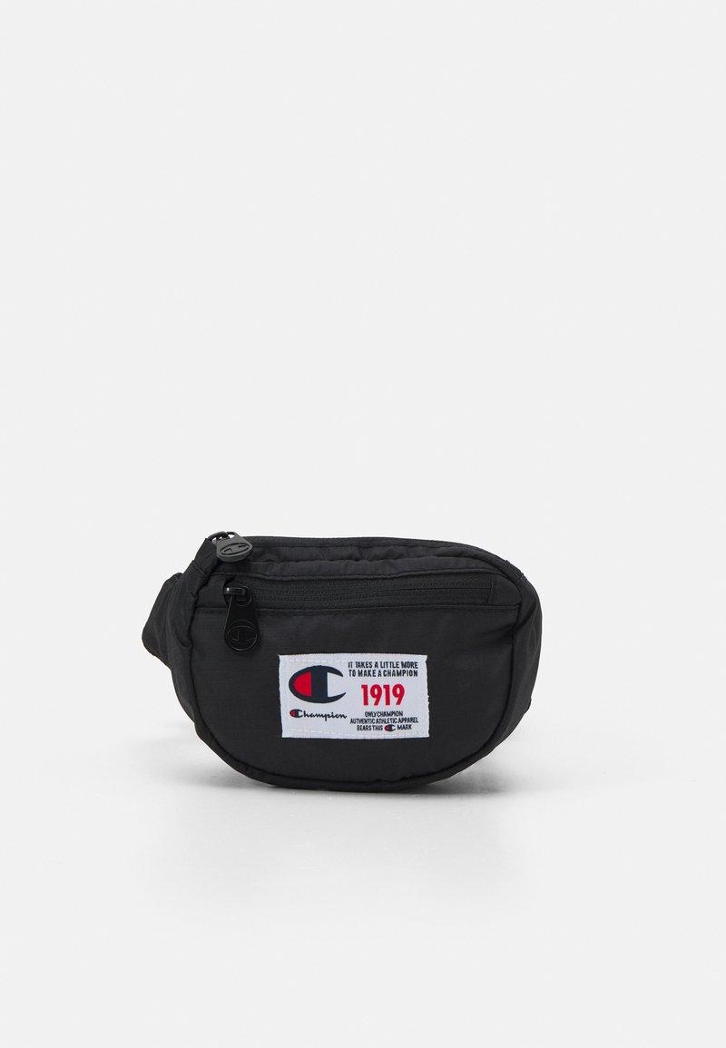 Champion Reverse Weave - BELT BAG UNISEX - Bum bag - black