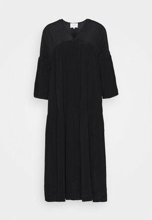 EMANUELLE DRESS - Hverdagskjoler - black beauty
