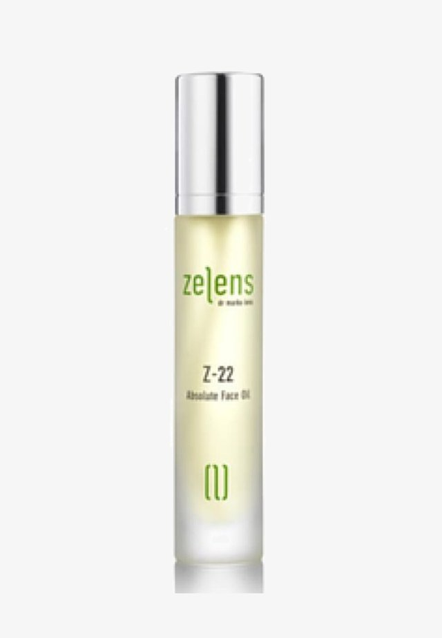 ZELENS Z-22 ABSOLUTE FACE OIL - Face oil - -