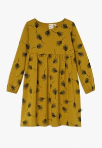 Mainio - PINE DRESS - Jersey dress - golden - 0