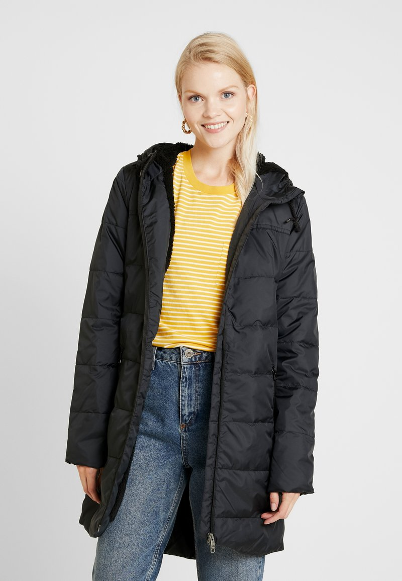 Roxy - SOUTHERN NIGHTS - Winter coat - anthracite