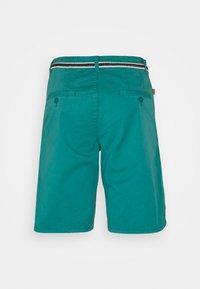Esprit - Shorts - teal green - 1