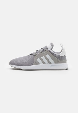 X_PLR UNISEX - Sneakers laag - medium grey heather/solid grey/footwear white/core black