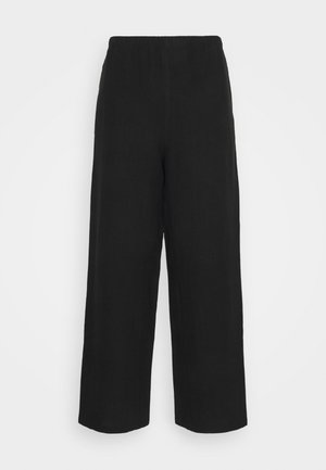 SETH - Kalhoty - black