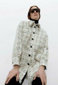 Uterqüe - Summer jacket - beige - 4