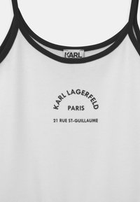 KARL LAGERFELD - Jumpsuit - white - 2