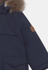 Name it - NMMMABE JACKET  - Winter coat - dark sapphire - 4