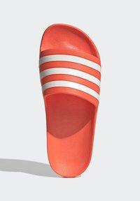adidas Performance - ADILETTE AQUA - Pool slides - orange - 1