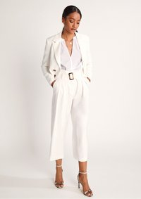 comma - Trousers - offwhite - 2