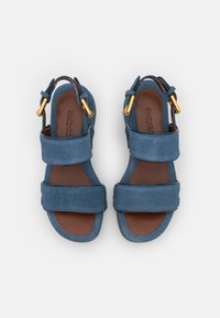 See by Chloé - GALY - Platform sandals - blue - 4