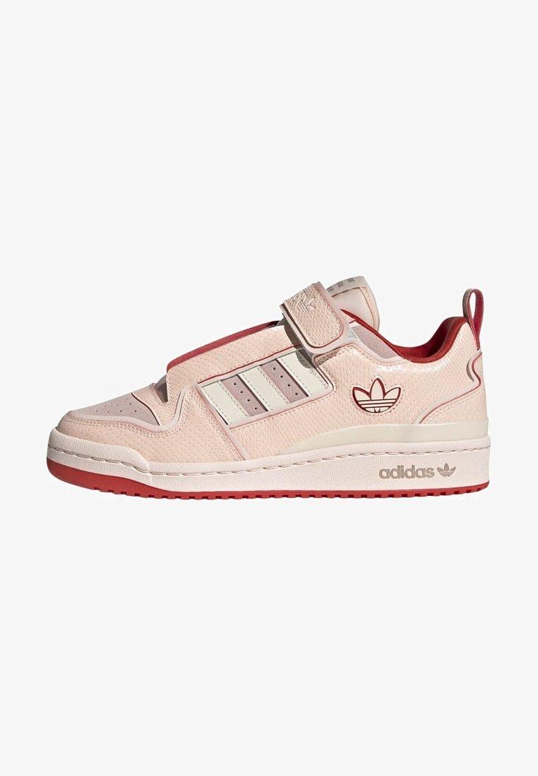 adidas Originals - FORUM PLUS ORIGINALS SNEAKERS SHOES - Baskets basses - pink