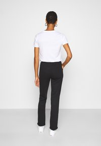 ONLY Tall - ONLEVITA IRENE LIFE STRING PANT - Trousers - black - 2