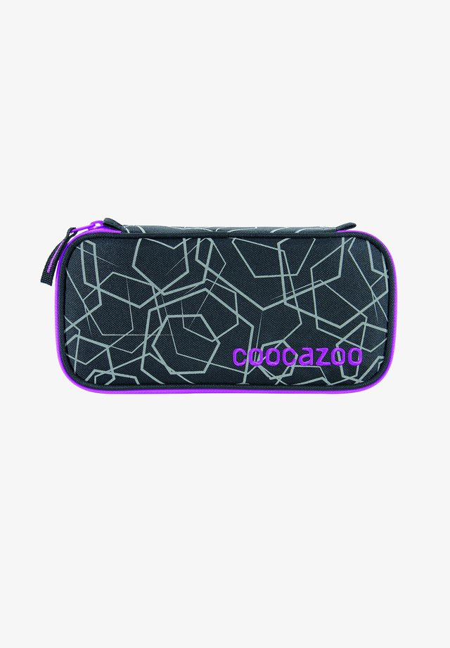 Pencil case - laserreflect berry