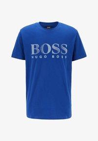 BOSS - RN - T-shirt imprimé - blue - 2
