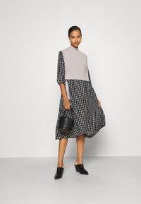 Bruuns Bazaar - PRIVET ELYSE DRESS - Day dress - black - 1