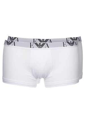 2 PACK - Shorty - white