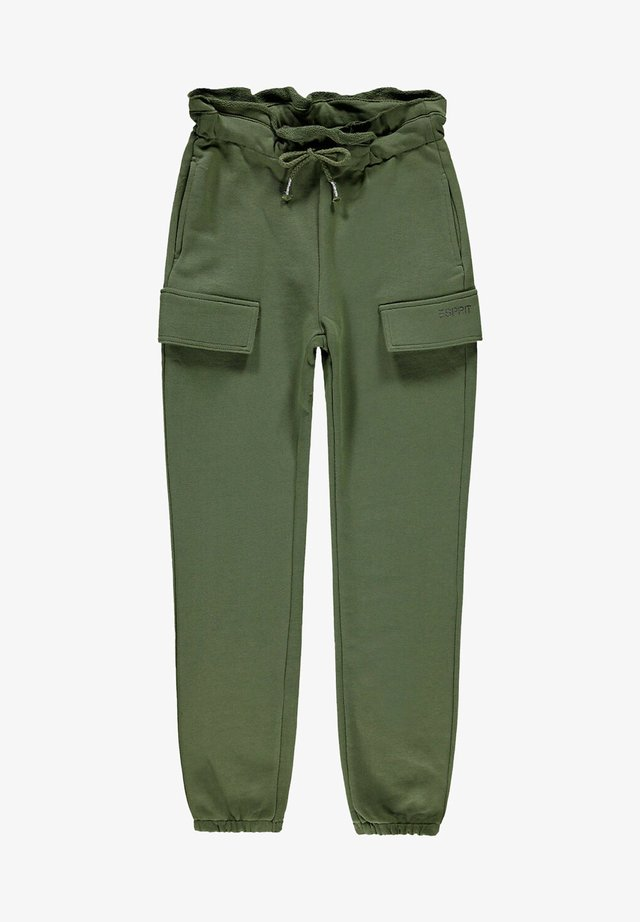 Trainingsbroek - dark khaki