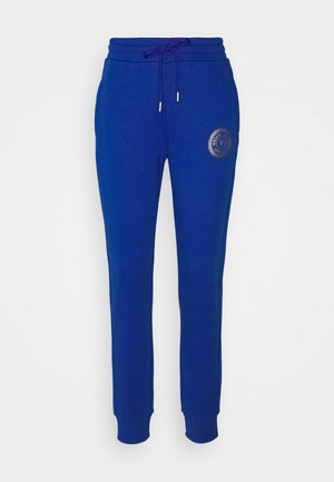 PANTS - Tracksuit bottoms - blue