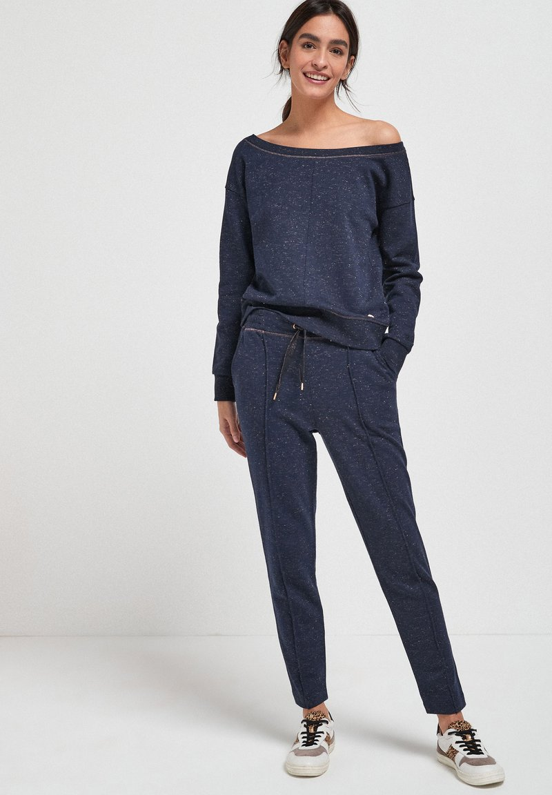 Next - Sweatshirt - metallic blue