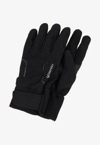 Reusch - REUSCH DIVER X R TEX® XT - Gloves - black/silver - 2