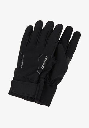 REUSCH DIVER X R TEX® XT - Gants - black/silver