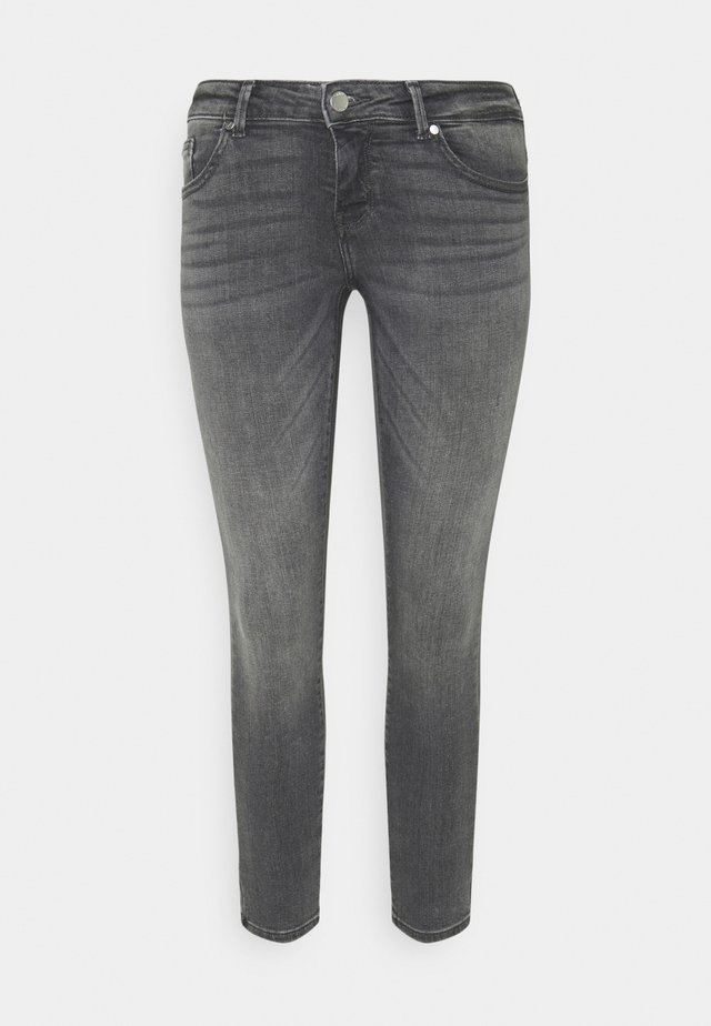 ONLCORAL LIFE - Jeans Skinny Fit - grey denim