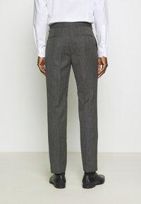 Calvin Klein Tailored - EXCLUSIVE MINIDOT SUIT - Suit - blue - 5
