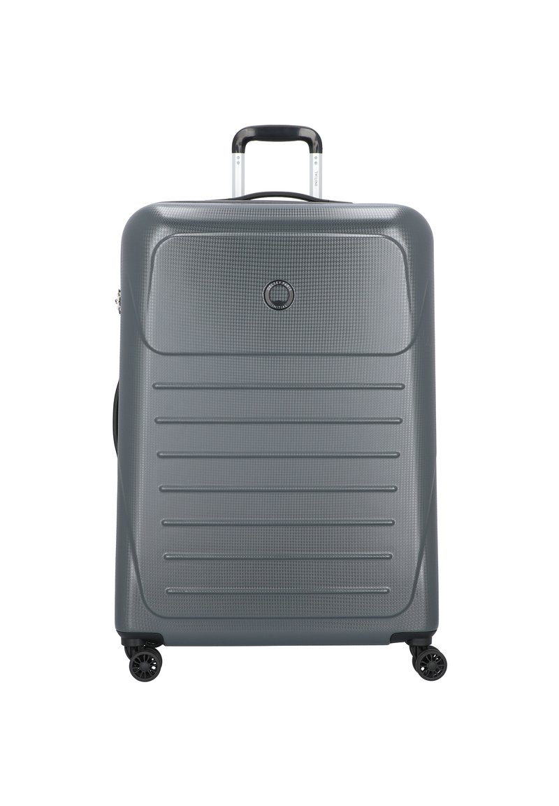Delsey - DELSEY MUNIA 4-ROLLEN TROLLEY 75 CM - Wheeled suitcase - anthrazit