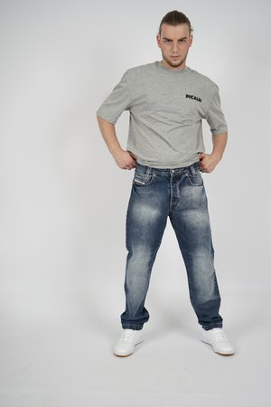JACKPOT - Relaxed fit jeans - blue