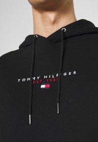 Tommy Hilfiger - ESSENTIAL HOODY - Sweat à capuche - black - 3