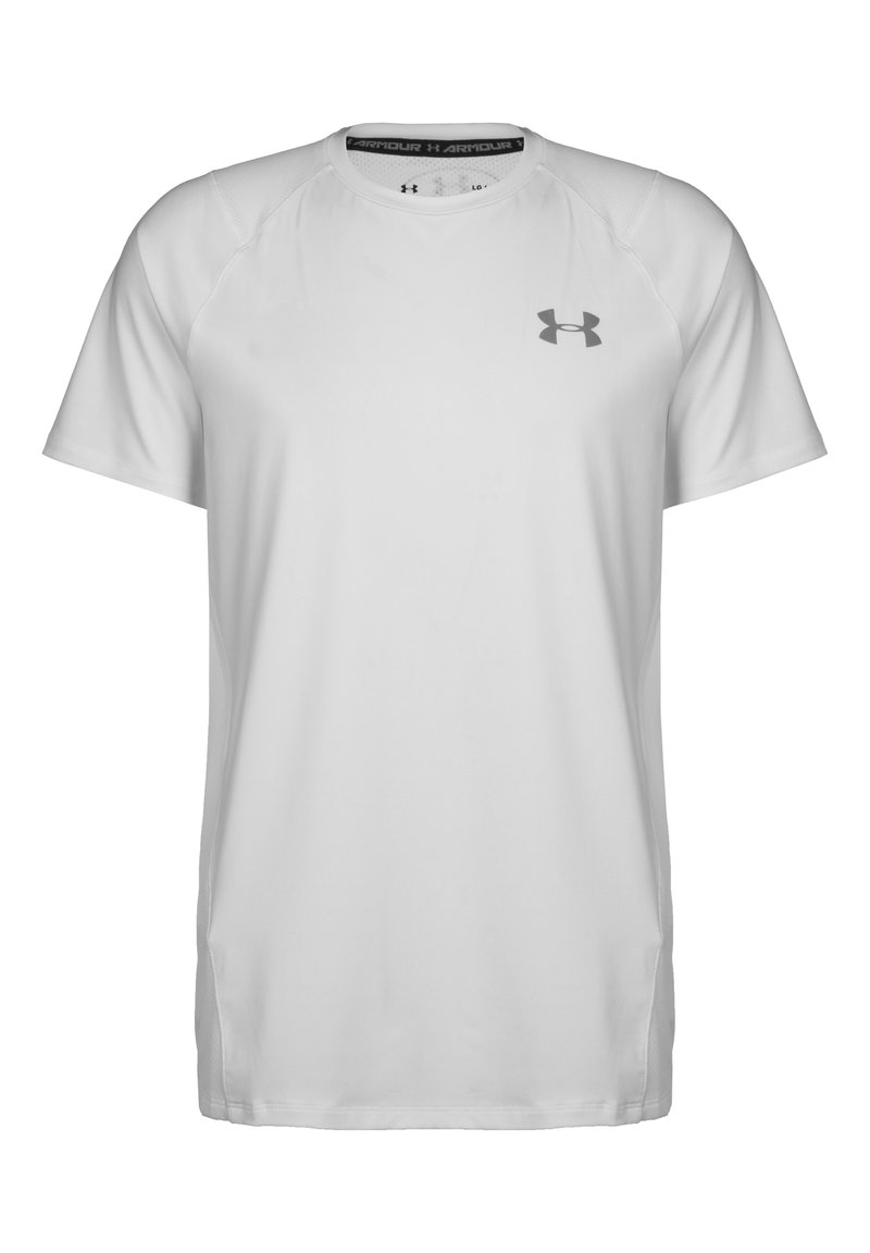 Under Armour - T-shirt print - white