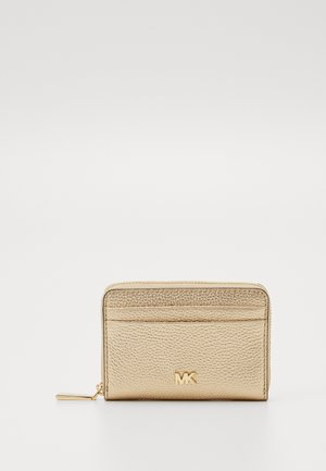 MOTTZA COIN CARD CASE MERCER - Wallet - pale gold