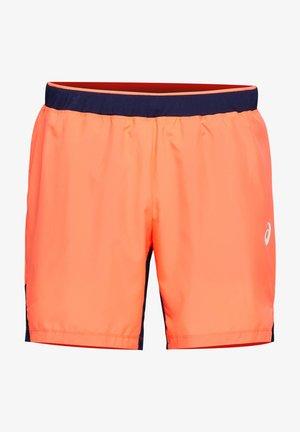 Korte sportsbukser - flash coral/peacoat