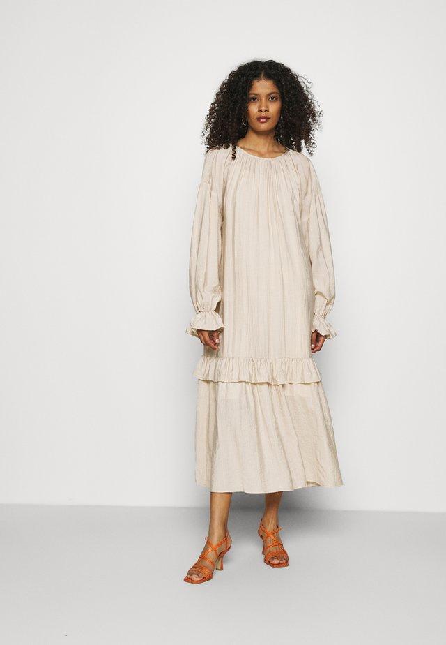 DAMARA DRESS - Day dress - oat