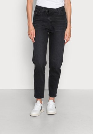 MOM JEAN - Relaxed fit jeans - denim black