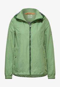 Street One - Summer jacket - green - 3