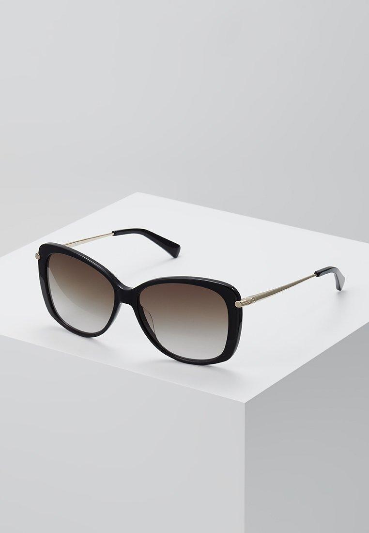 Longchamp - Sunglasses - black