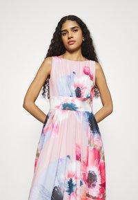 Swing - ABENDKLEID - Maxi dress - powder pink/multi - 3