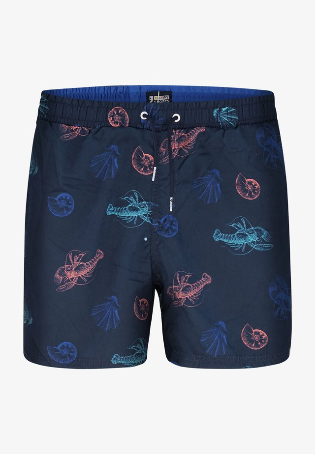 Swimming shorts - sea fruits