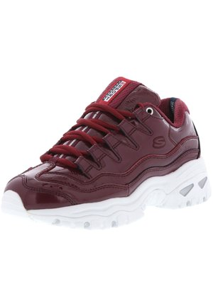 BURG ENERGY-THRILLER KNIGHT - Trainers - rot