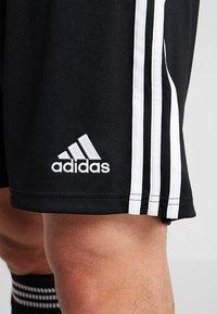 adidas Performance - JUVENTUS TURIN H SHO - Korte broeken - black/white - 6