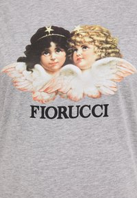Fiorucci - VINTAGE ANGELS TEE - T-shirt con stampa - heather grey - 2