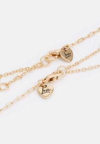 ALDO - SUTJESKA SET - Necklace - gold-coloured - 1